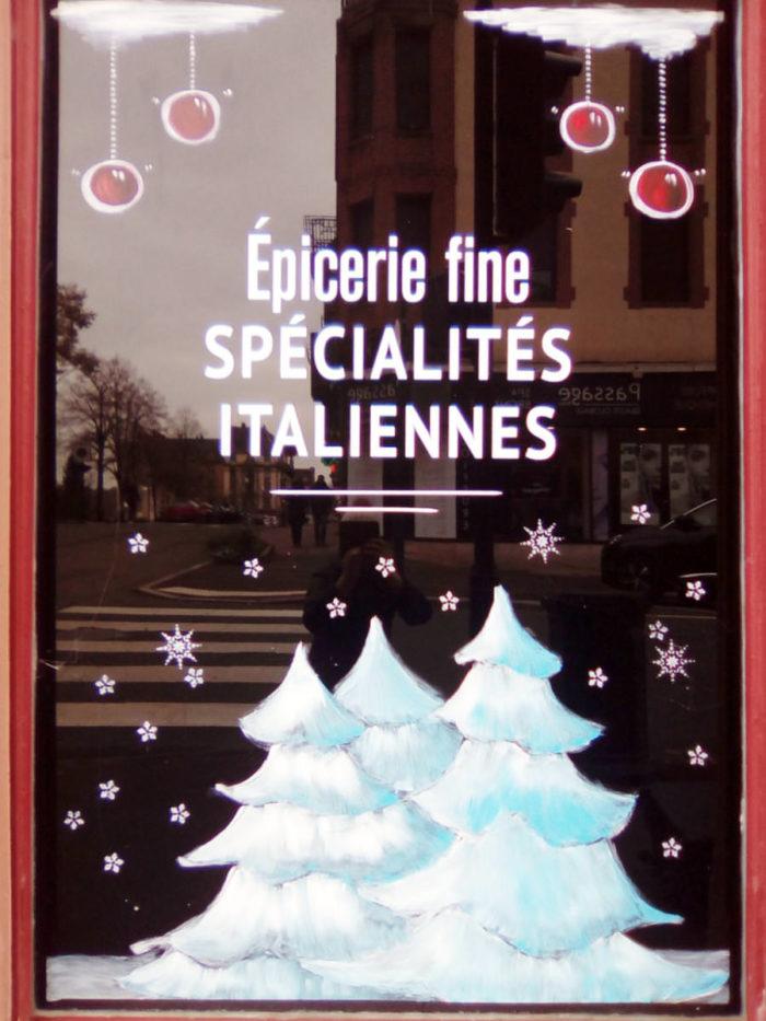 peinture-sur-vitrine-italia-del-gusto-sarreguemines-hiver-2019-amelie-hanebna-artiste-decoratrice